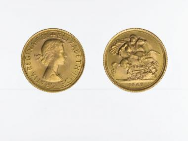 Elizabeth II 1967