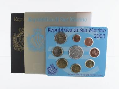 San Marino KMS, 2003 im Folder