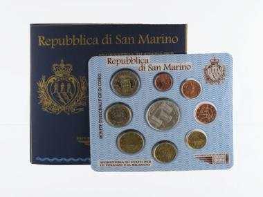 San Marino KMS, 2005 im Folder
