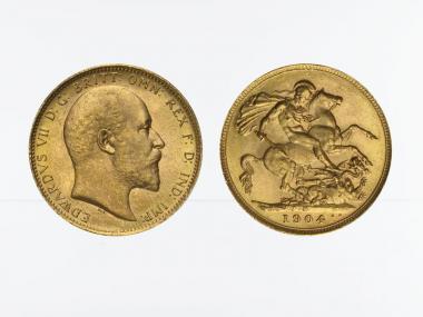 Edward VII/Reiter 1904 M