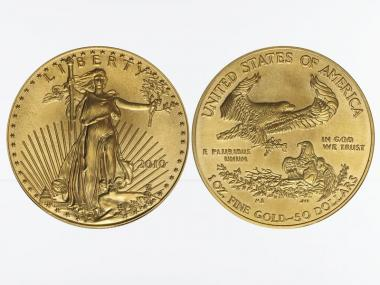 USA 50 Dollar 1 oz Gold Eagle ab 1992