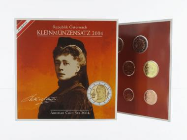 Österreich  KMS, 2004 Stgl., originalsatz