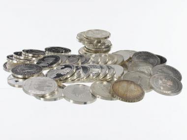 BRD 10 Euro Gedenkmünzen  (50)