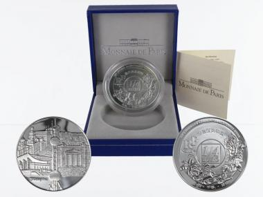 Frankreich 0,25€  Frankreich Shanghai 2005 PP, Silber