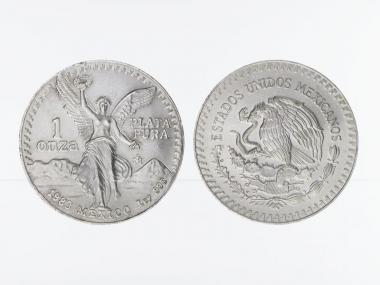 Mexiko Libertad 1983, 1 onza