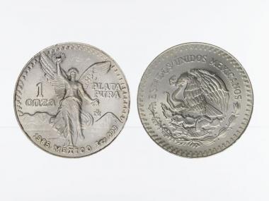Mexiko Libertad 1985, 1 onza