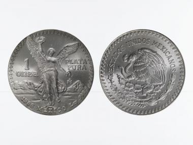 Mexiko Libertad 1986, 1 onza