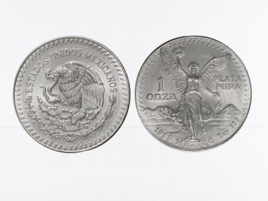 Mexiko Libertad 1989, 1 onza