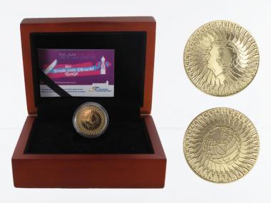 Niederlande 10 Euro Gold, 2013, Utrecht,
