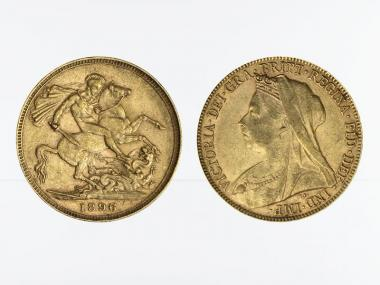 Victoria Old/Reiter 1896