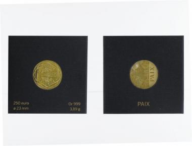 Frankreich 250 Euro Gold, 2013, Frieden