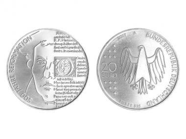 20 € 500 Jahre Reformation