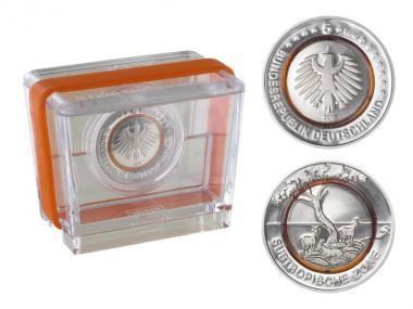 5 € Subtropische Zone J, PP Box