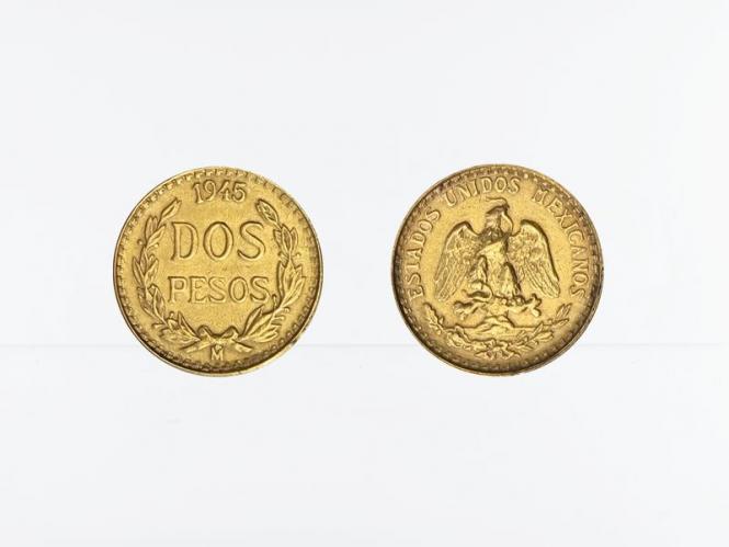 Mexiko  2 Pesos