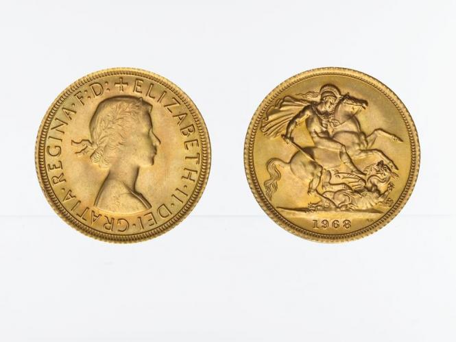 Elizabeth II 1968