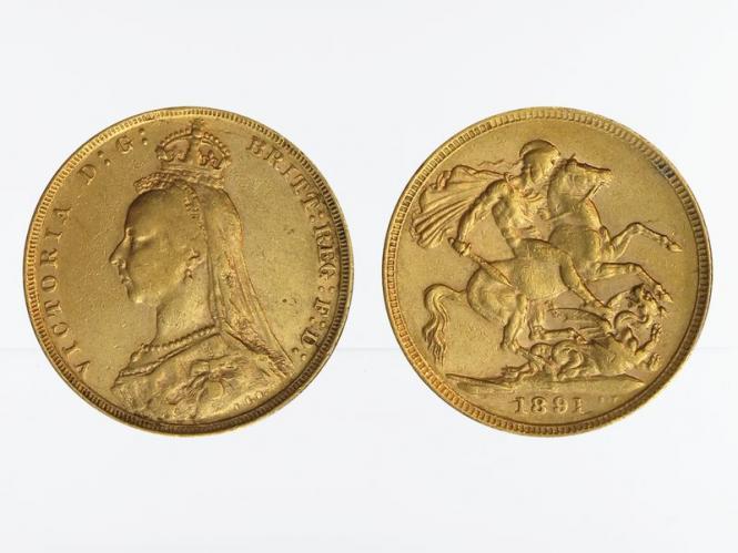 Victoria Jubilee/Reiter 1891