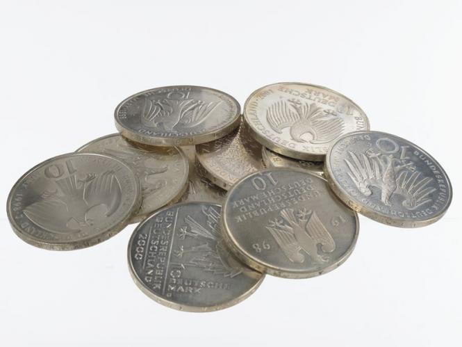 BRD 10 DM Gedenkmünzen 1998-01 (10)