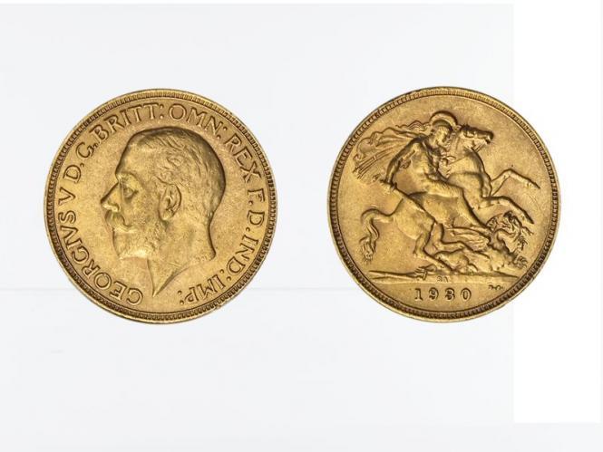George V/Reiter 1930 SA