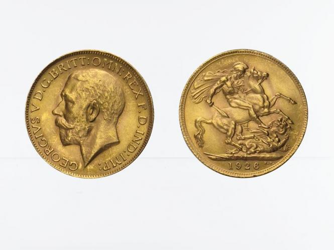 George V/Reiter 1926 SA