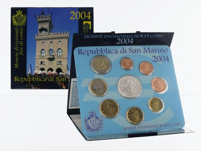 San Marino KMS, 2004 im Folder