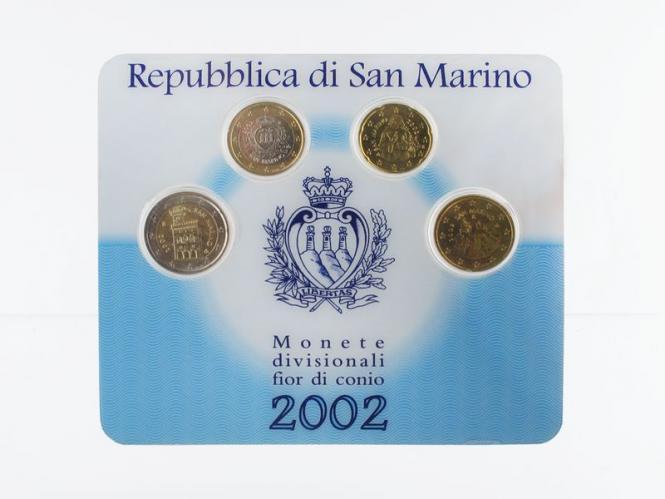 San Marino KMS Minikit, 2002 im Blister