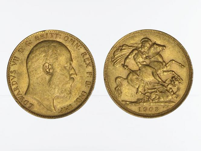 Edward VII/Reiter 1903 P
