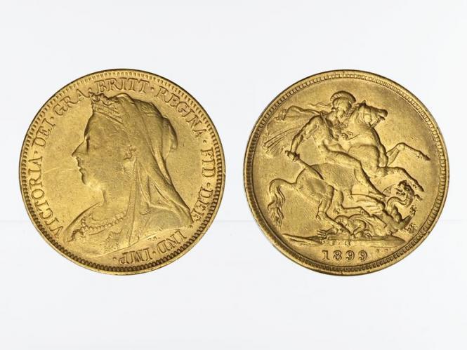 Victoria Old/Reiter  1899 S (Sydney Australien)