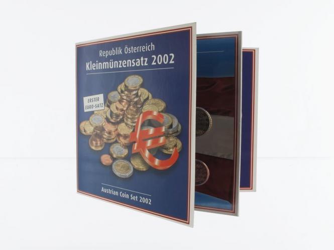 Österreich  KMS, 2002 Stgl., originalsatz