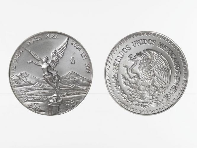 Mexiko Libertad, ab 1996, 1/2 oz Silber