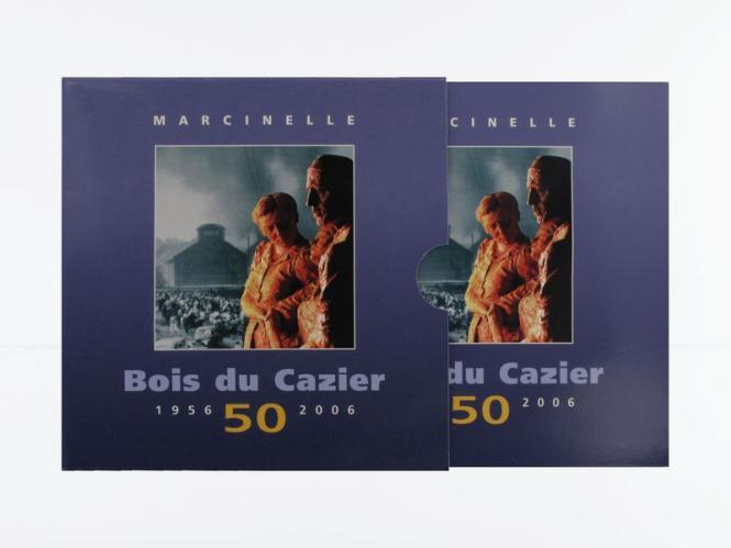 Belgien 10 € Grubenunglück PP, Klappfolder