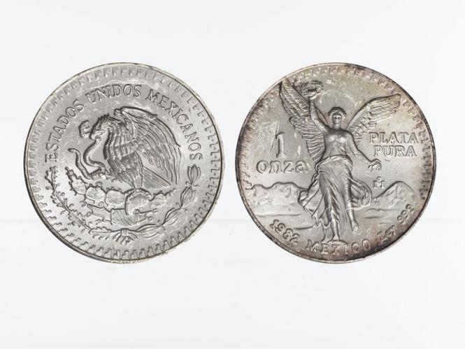 Mexiko Libertad 1982, 1 onza
