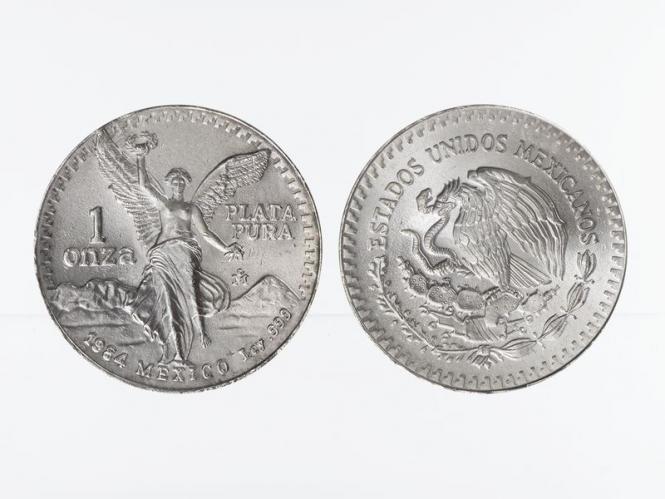 Mexiko Libertad 1984, 1 onza
