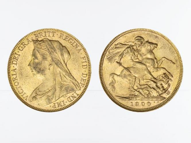 Victoria Old/Reiter  1900 S (Sydney Australien)