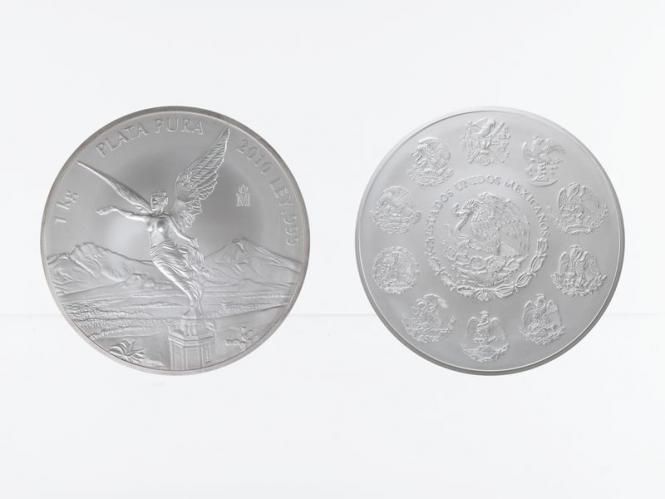 Mexiko Libertad, 2010 , 1 Kilo Kg  Silber