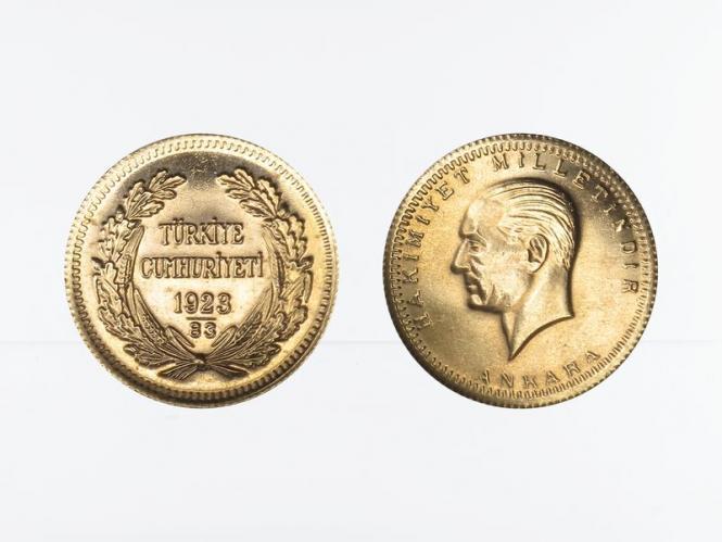 Türkei 100 Kurush Atatürk 2006 (1923/83)