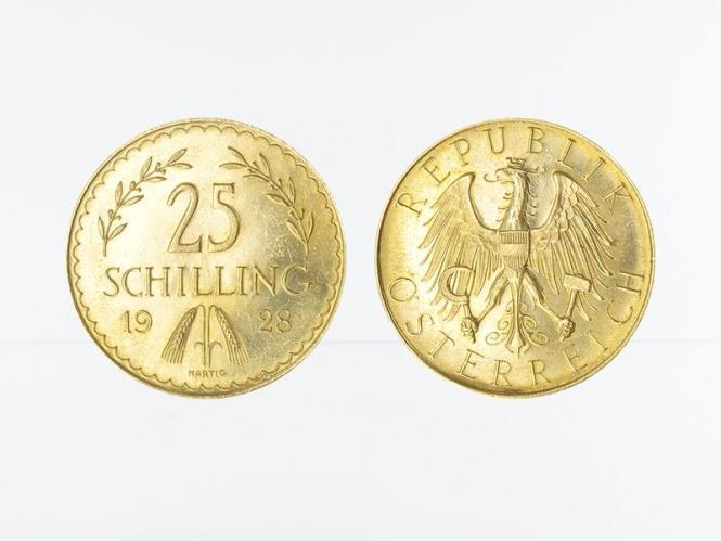 Österreich 1. Republik 25  Schilling  1928