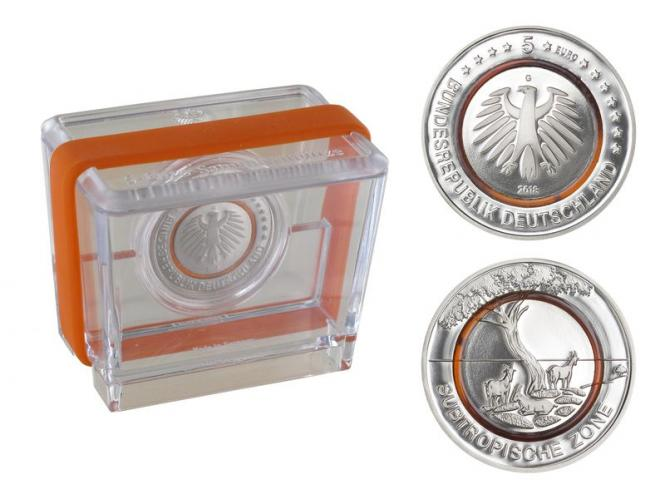 5 € Subtropische Zone G, PP Box