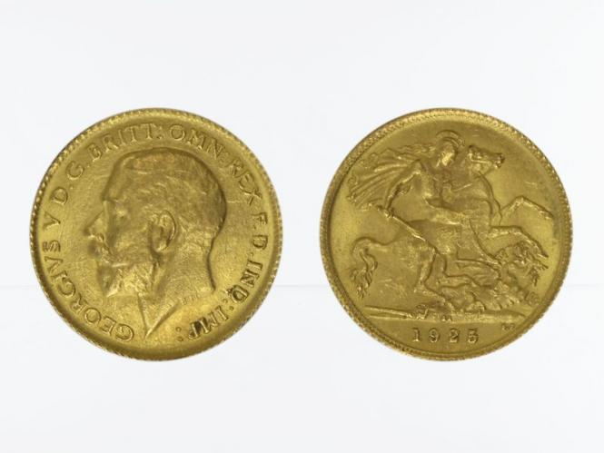 George V/Reiter 1925 SA