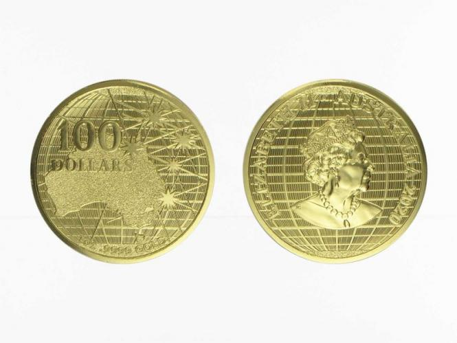 Australien 100 $ Beneath the Southern Skies, 1 Unze  2020