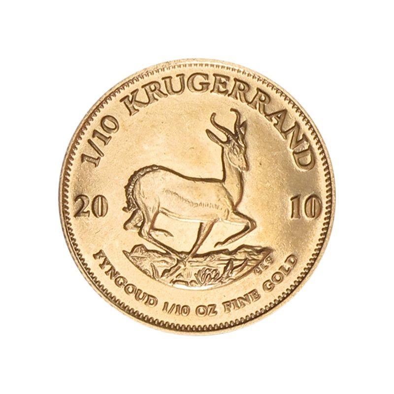 Lohmann Münzen Barren Südafrika 110 Unze Krügerrand 110 Oz