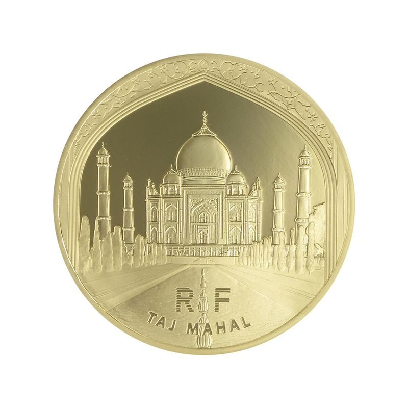 Lohmann Münzen Barren Frankreich 200 Euro Gold 2010 Taj