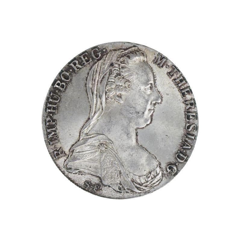 Lohmann Münzen Barren österreich Maria Theresia Taler 1780 Np
