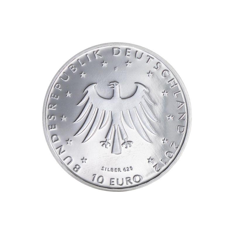 Lohmann Münzen Barren Brüder Grimm 10 Silber 2012 Pp Gold