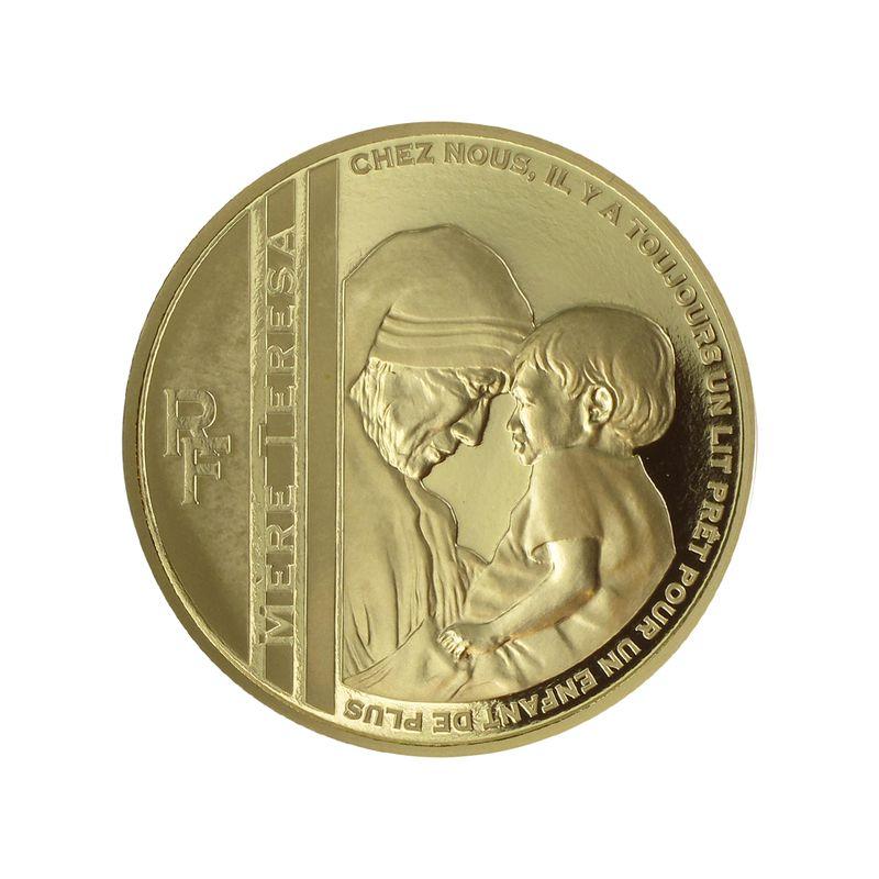 Lohmann Münzen Barren Frankreich 200 Euro Gold 2010 Mutter
